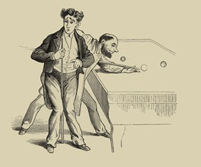 Pool Table Etiquette - Some Proper Guidelines For Behaviour During Play