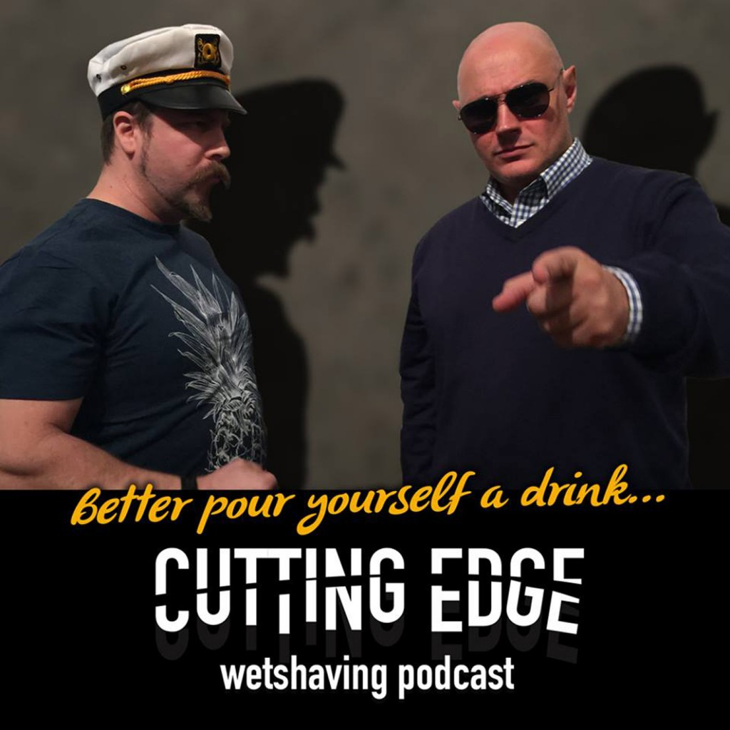 The Cutting Edge Wet Shaving Podcast – Episode 15 : The Big Shave West and Then Some